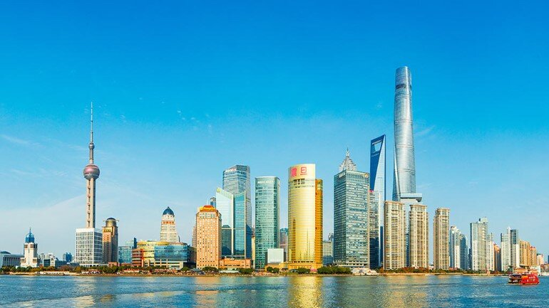 632 meter-tall Shanghai Tower Ranks as China's Tallest Building (2)