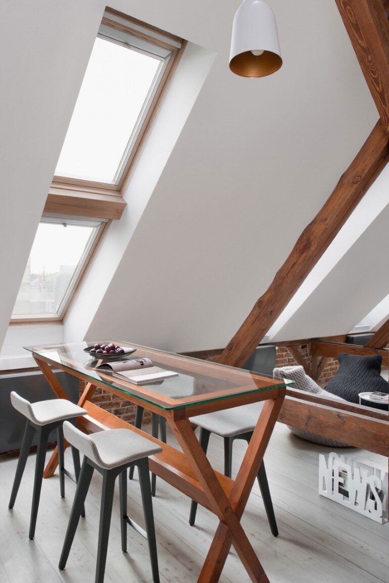 Attic Renovation in Poznań, Poland by Cuns Studio (9)