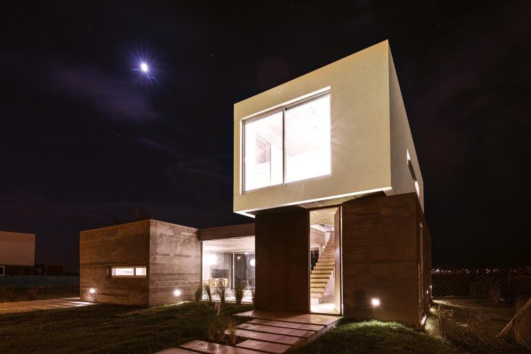 BAM! Arquitectura Has Designed a Flexible House for a Young Single (12)