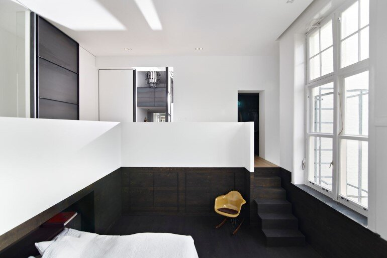 Canal House - Industrial Loft with Character in Amsterdam  (19)