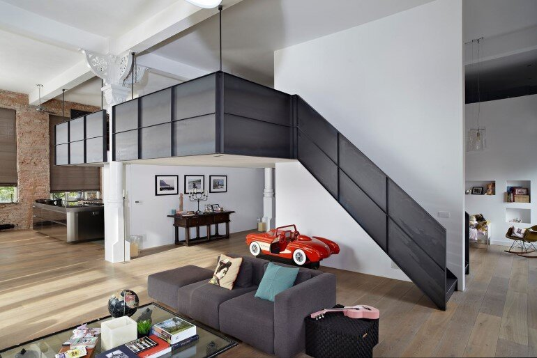 Canal House - Industrial Loft with Character in Amsterdam  (2)