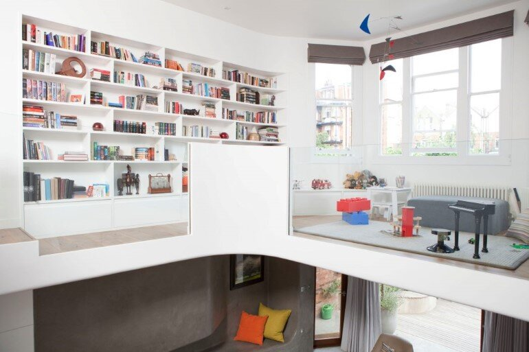 Complete renovation of a Victorian terrace house, West Hampstead (11)