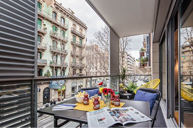 Delicat Calabria Apartment in Barcelona (14)