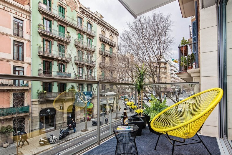Delicat Calabria Apartment in Barcelona (15)