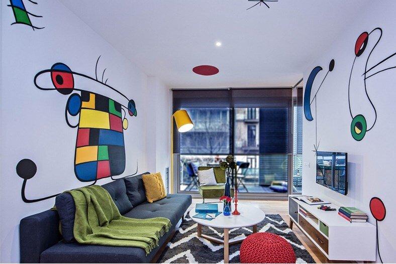 Delicat Calabria Apartment in Barcelona (2)
