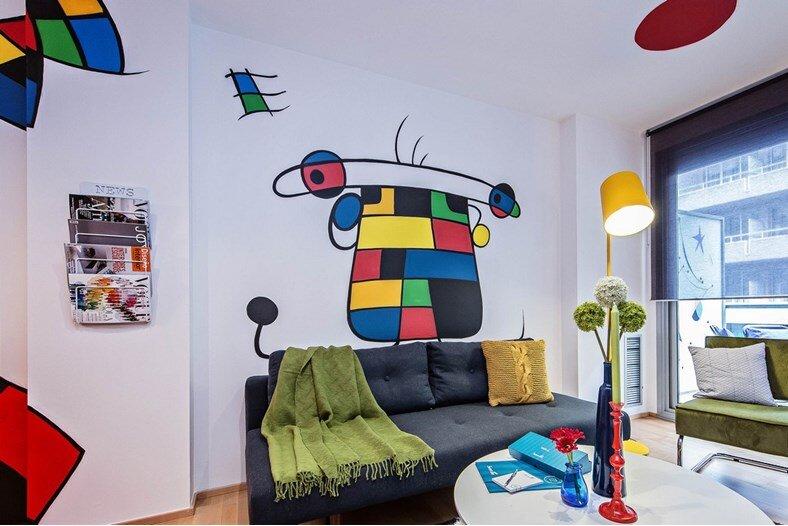 Delicat Calabria Apartment in Barcelona (3)
