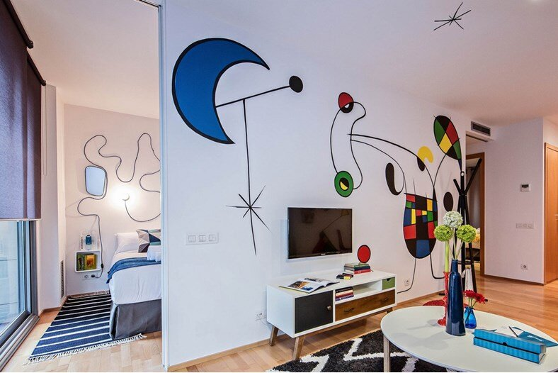 Delicat Calabria Apartment in Barcelona (5)