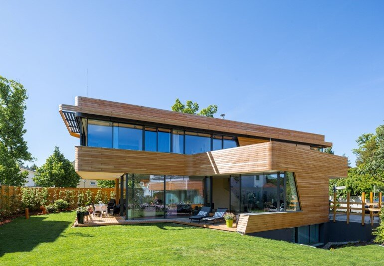 Plus-Energy Houses / Environment-friendly buildings by GRAFT (13)