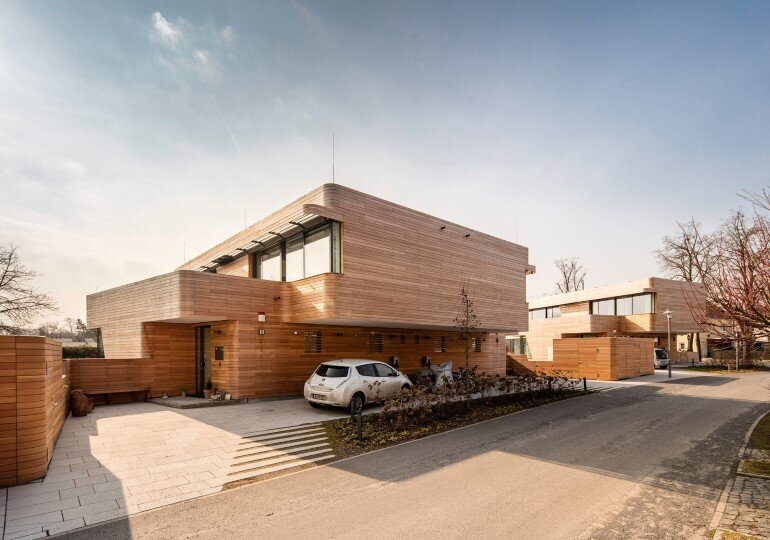 Plus-Energy Houses / Environment-friendly buildings by GRAFT (7)