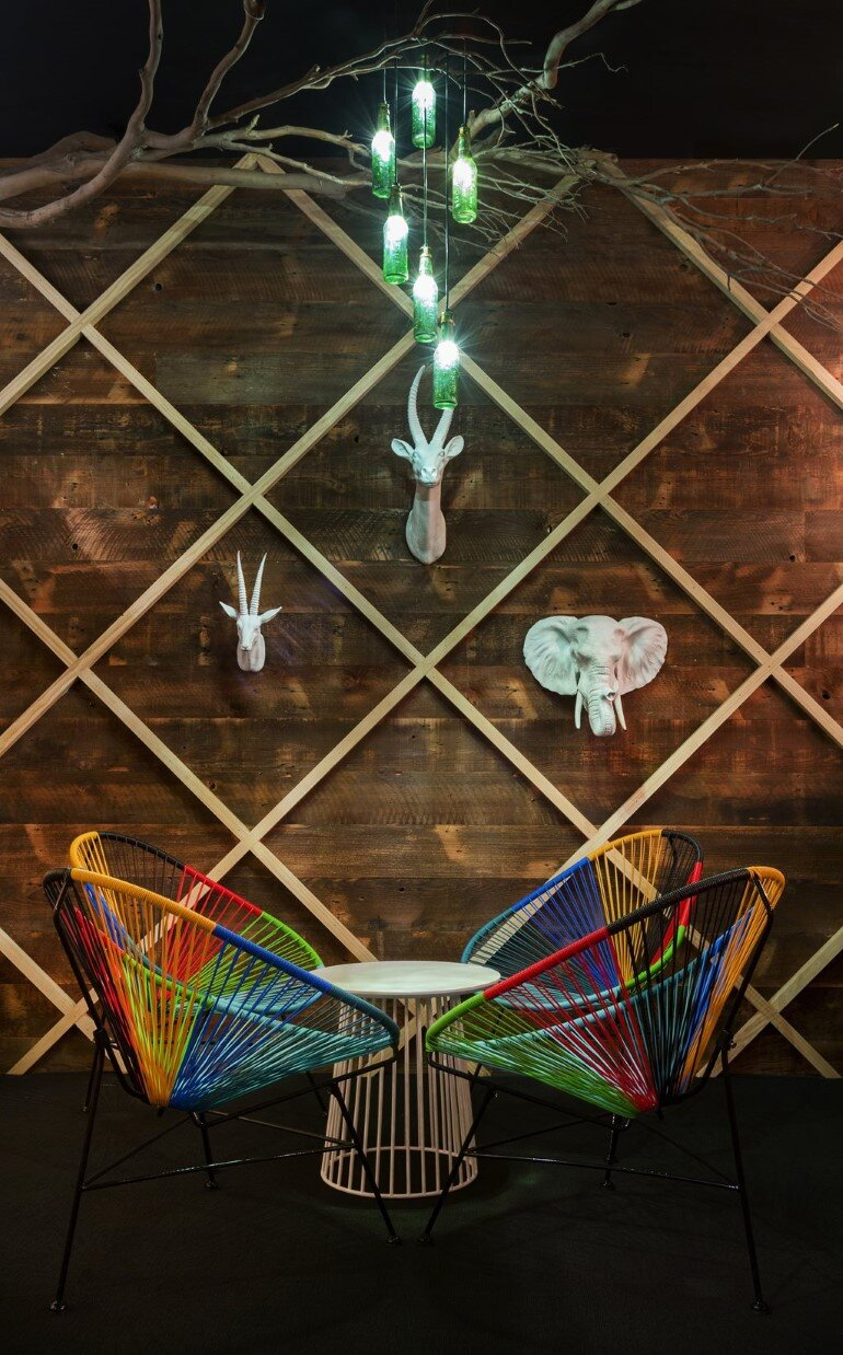 Glamp Cocktail Bar Was Designed in African Style by Studio Equator (9) (Custom)