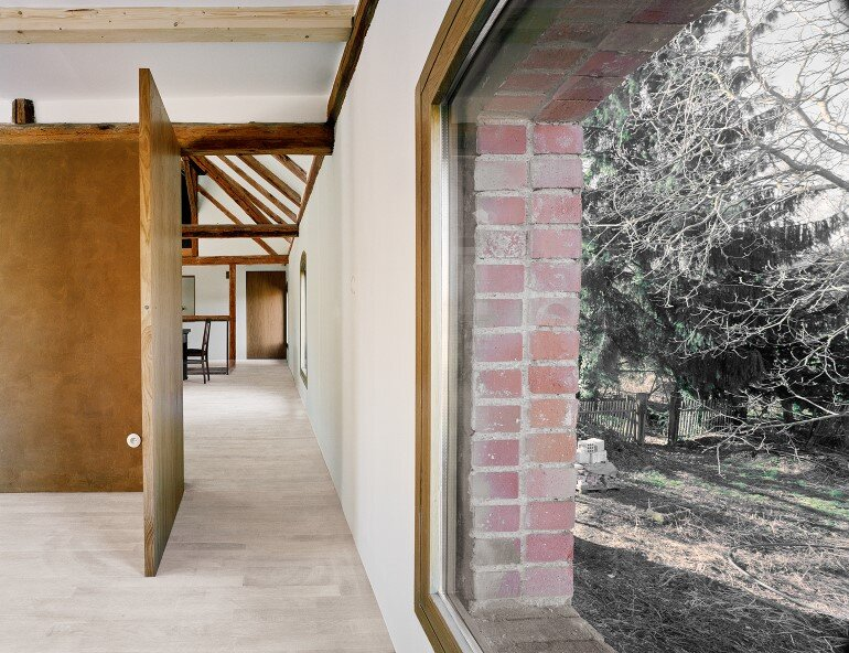 Haus Stein - 1930 Barn Converted into Holiday Home