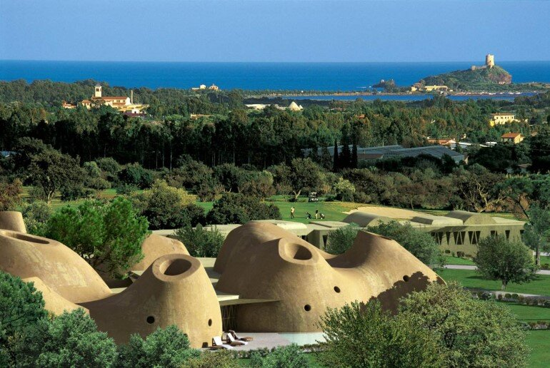 Is Molas Resort Complex in Sardinia, Italy (1)
