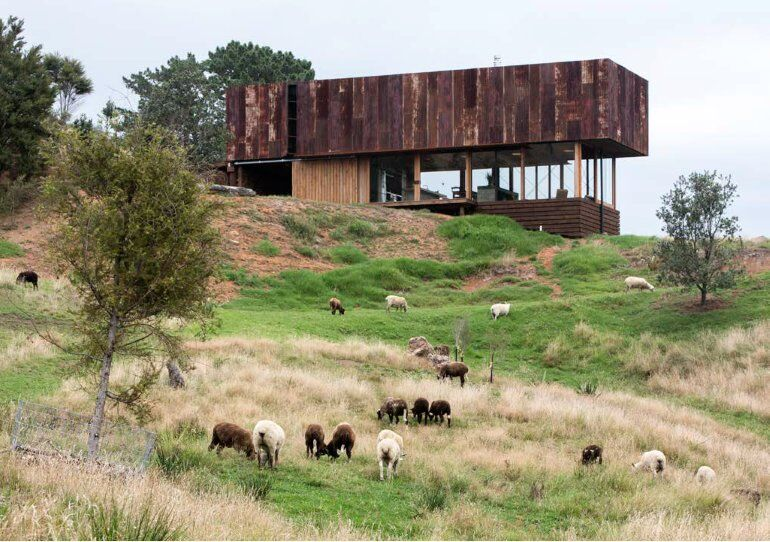 K Valley House - A Retreat for Film Makers by Herbst Architects (15)