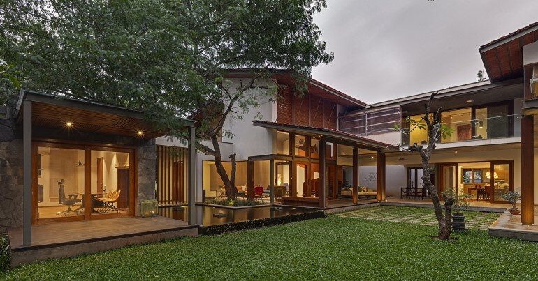 Krishnan house by Khosla Associates (2)