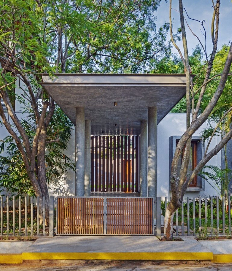 Krishnan house by Khosla Associates (4)