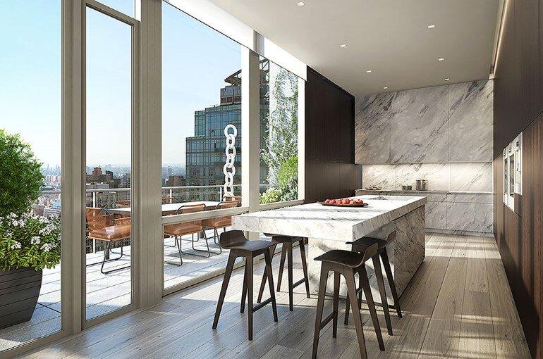 Madison Avenue Penthouse by ODA Architecture (5)
