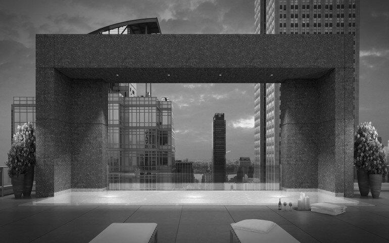 Madison Avenue Penthouse by ODA Architecture (8)