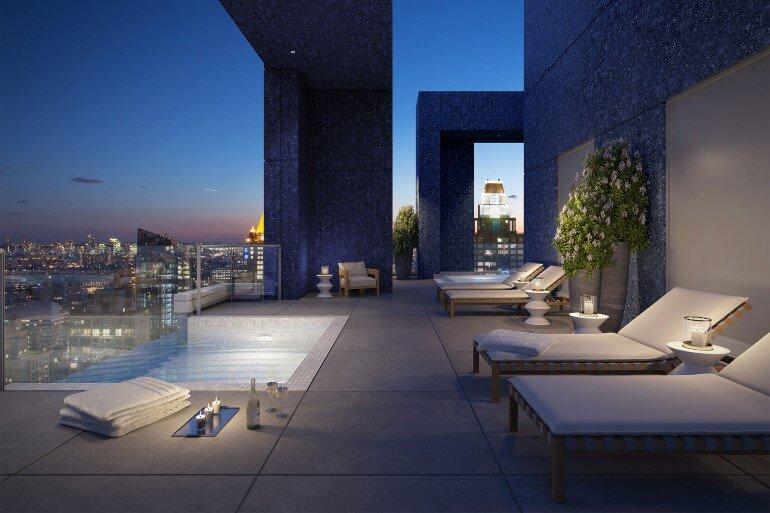 Madison Avenue Penthouse by ODA Architecture (9)