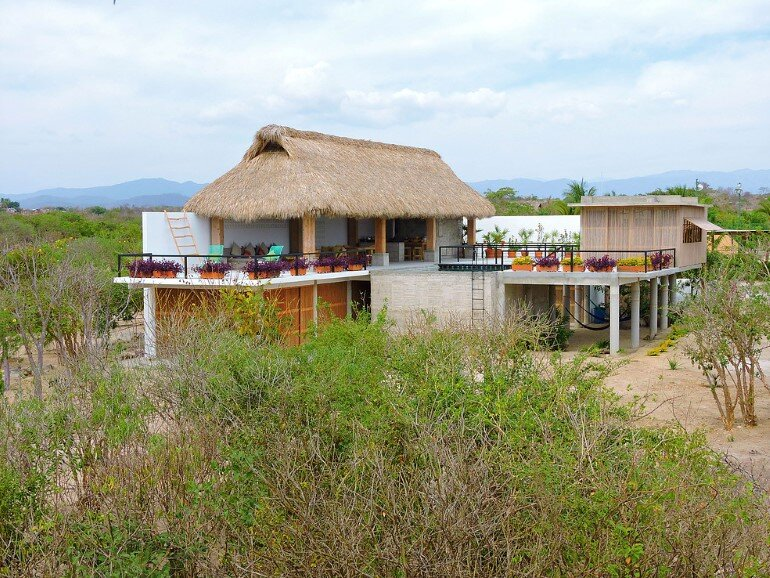 Mexican Villa in Puerto Escondido, Oaxaca (1)
