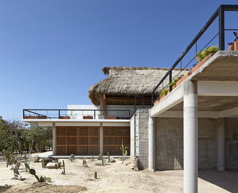 Mexican Villa in Puerto Escondido, Oaxaca (2)