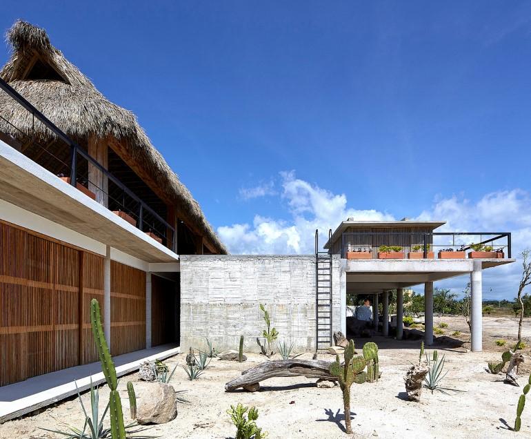 Mexican Villa in Puerto Escondido, Oaxaca (4)