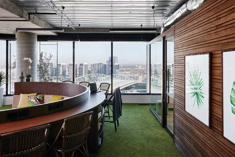 New Office Space for Porter Davis, a Housing Company in Melbourne (14)