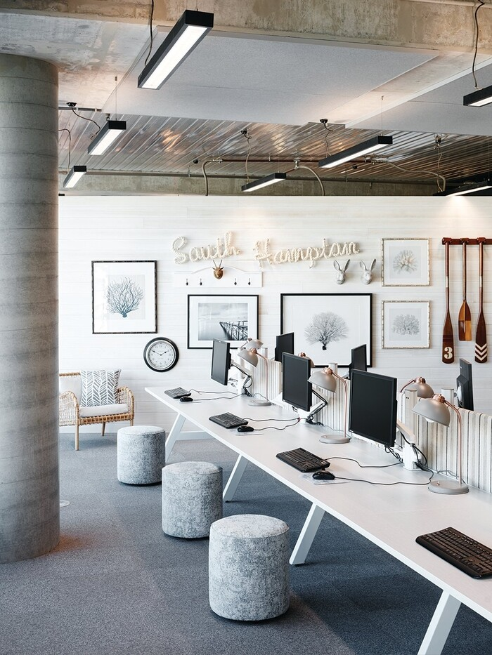 Interior Design Space: New Office Space For Porter Davis, A Housing Company In