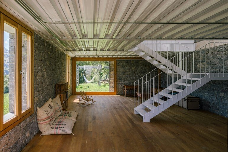 Old Farmhouse Converted into a Family Holiday Home (15)