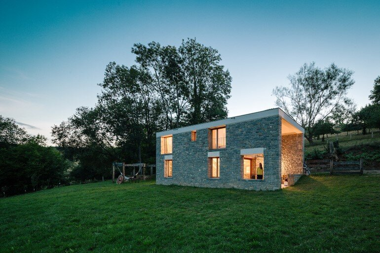 Old Farmhouse Converted into a Family Holiday Home (4)