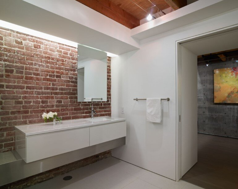 Oriental Warehouse Loft - a Complete Reconfiguration and Renovation of a Loft Apartment (10)