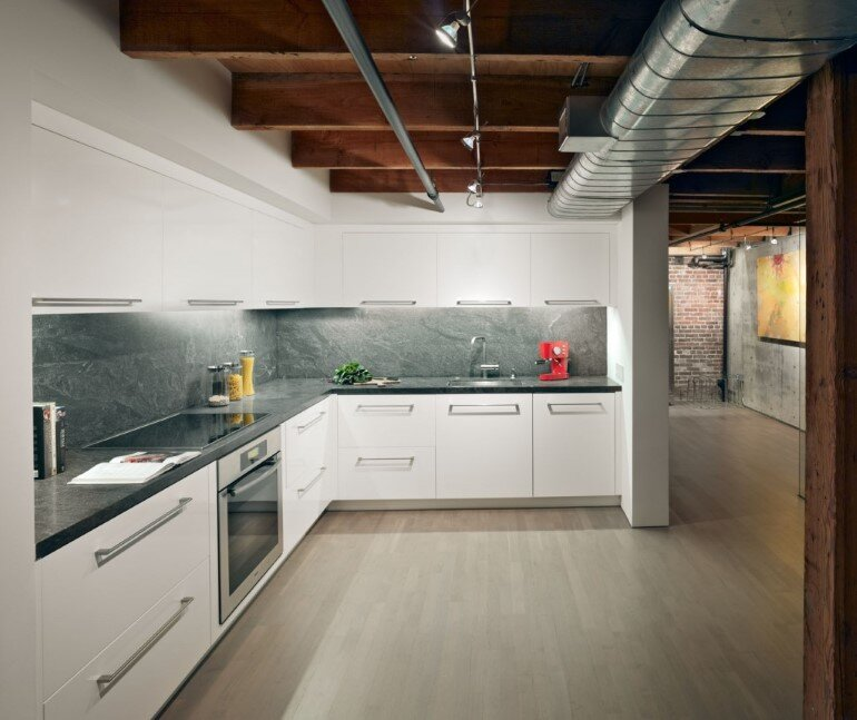 Splow House Delution Architect: Oriental Warehouse Loft: Complete Reconfiguration Of A