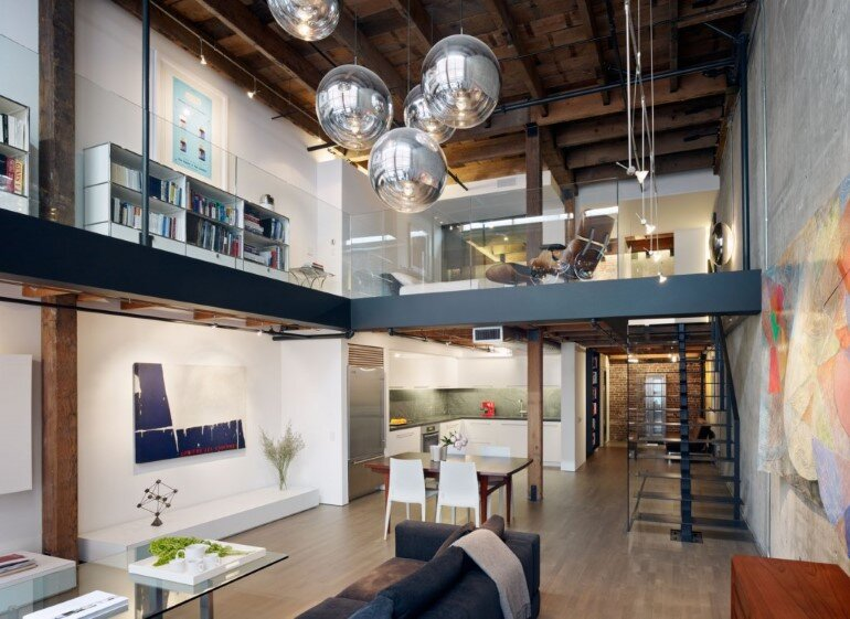 Oriental Warehouse Loft - a Complete Reconfiguration and Renovation of a Loft Apartment (17)