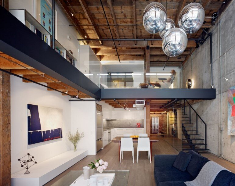 Oriental Warehouse Loft - a Complete Reconfiguration and Renovation of a Loft Apartment (18)