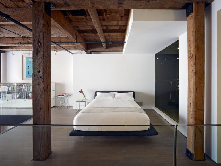 Oriental Warehouse Loft - a Complete Reconfiguration and Renovation of a Loft Apartment (3)