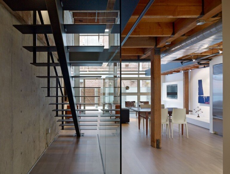 Oriental Warehouse Loft - a Complete Reconfiguration and Renovation of a Loft Apartment (6)