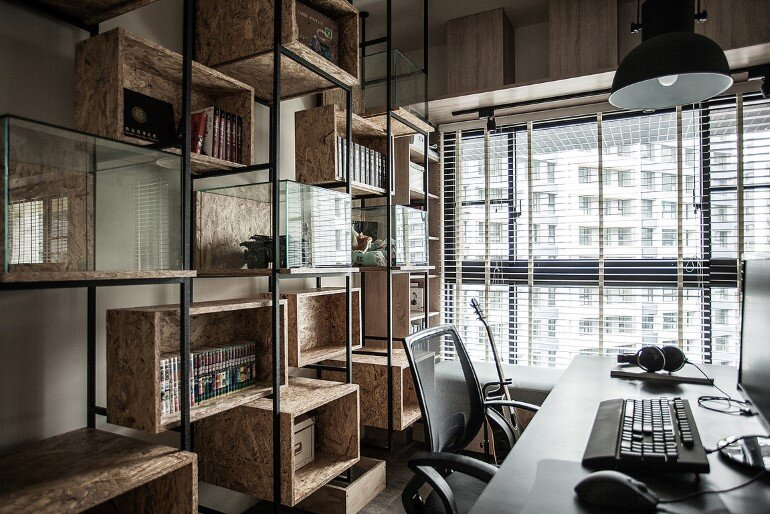 PC House in Taipei by Formo Design Studio (13)