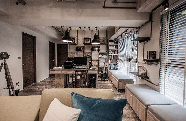 PC House in Taipei by Formo Design Studio (17)