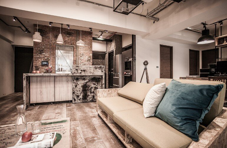 PC House in Taipei by Formo Design Studio (3)