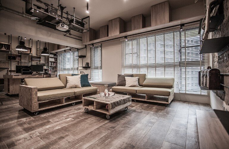 PC House in Taipei by Formo Design Studio (5)