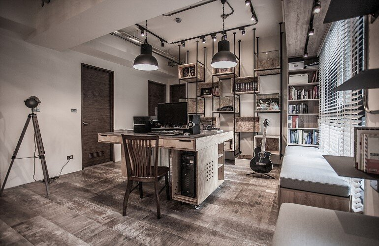 PC House in Taipei by Formo Design Studio (8)