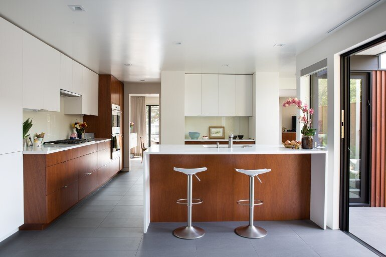 San Francisco Eichler Remodel by Klopf Architecture (8)