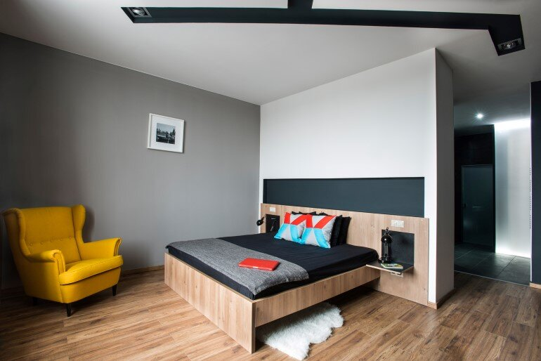 studio loft apartment in downtown budapest 21