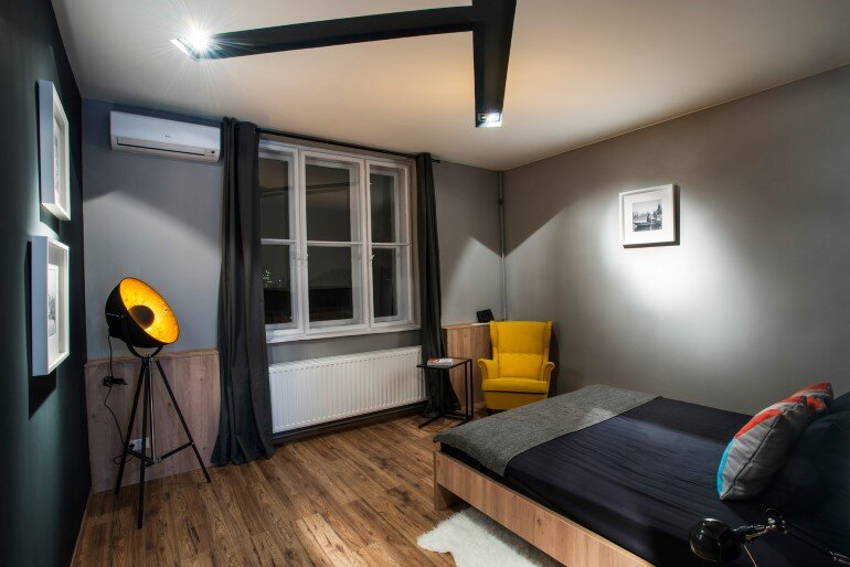 Studio Loft Apartment in Downtown Budapest (5)