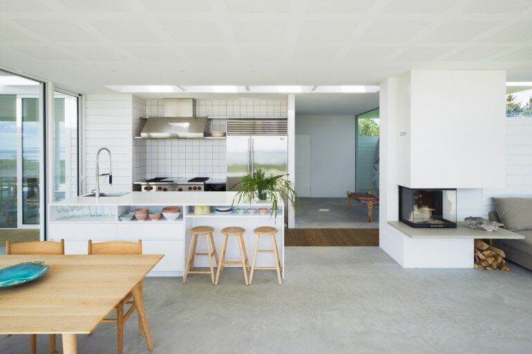 Surfers house on the west coast of sweden - Cucine idee e soluzioni ...