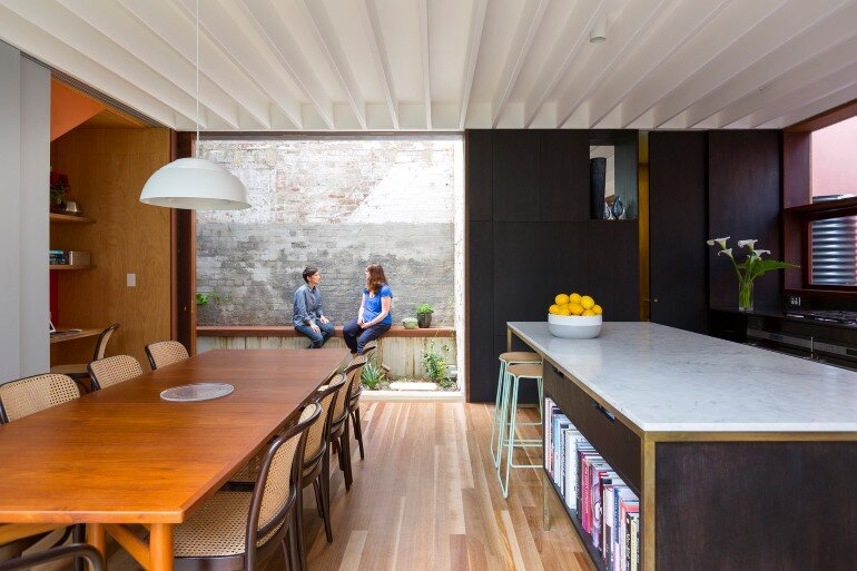 Terrace House in Paddington by Aileen Sage Architects (17)