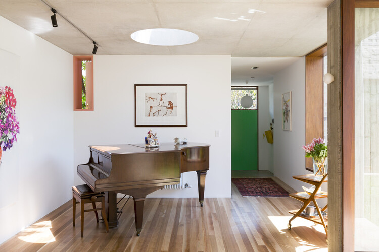Terrace House in Paddington by Aileen Sage Architects (7)