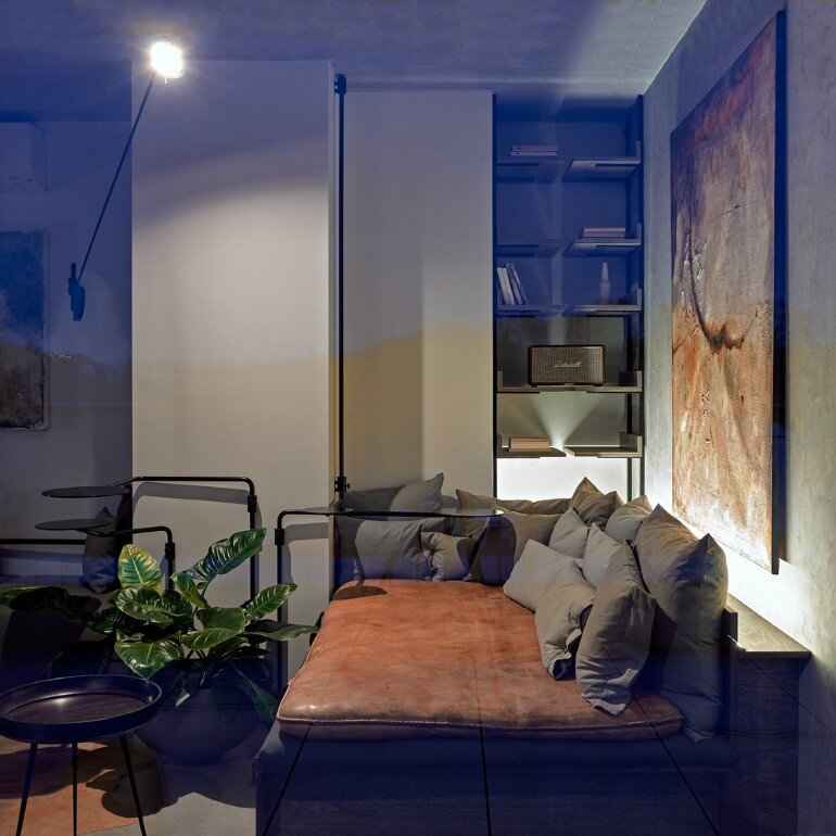 The Loft Hrebenky Combines Rawness and Plenty of Tailor-Made Pieces (2)