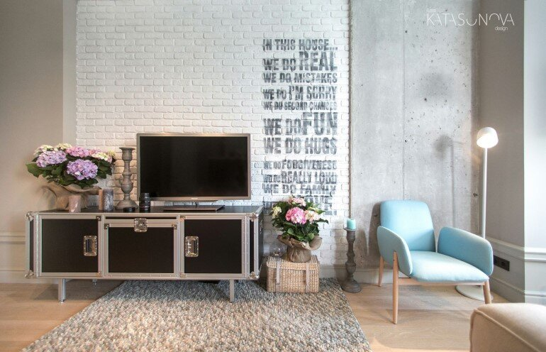 This Small Apartment Was Designed for a Young Woman (1)