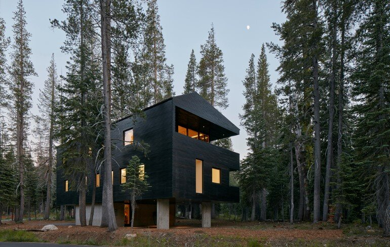 Trollhus - Alpine Chalet in Norden, California (2)