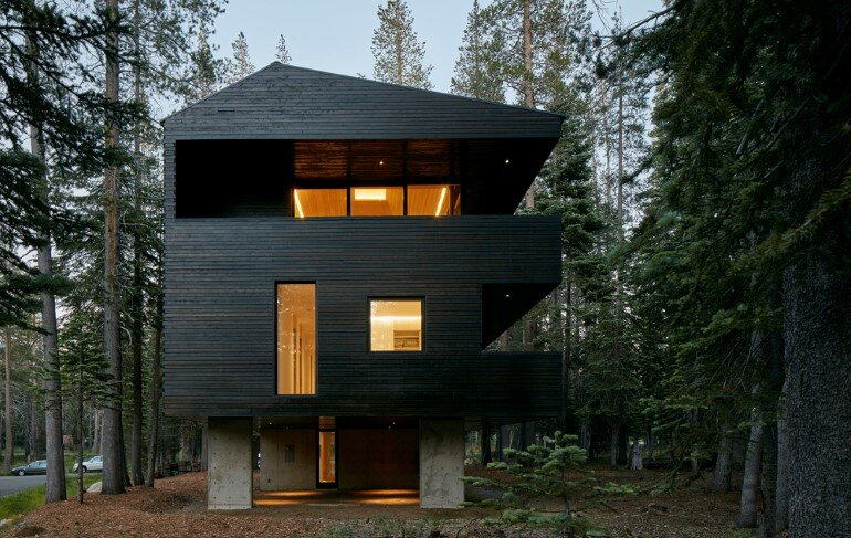 Trollhus - Alpine Chalet in Norden, California (7)
